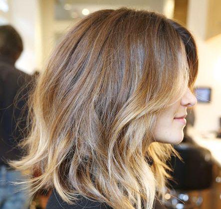Po co cieniować włosy?